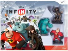 Nintendo Wii U Disney Infinity Starter Pack 1.0