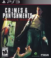 PS3 Sherlock Holmes - Crimes And Punishments (nová)