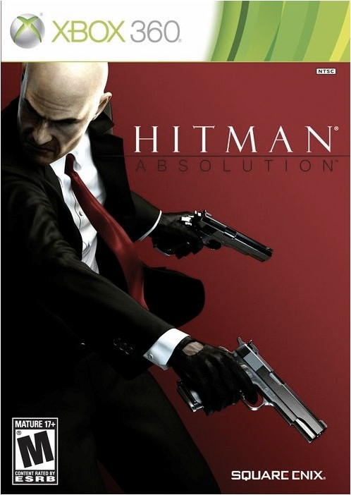 Xbox 360 Hitman Absolution