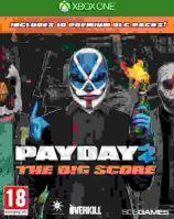 Xbox One Payday 2 - The Big Score (Nová)