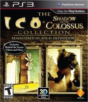 PS3 The Ico And Shadow Of The Colossus