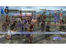 Xbox 360 Samurai Warriors 2 Empires