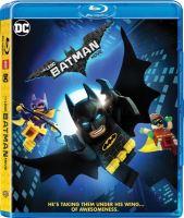 Blu-Ray Film The Lego Batman Movie