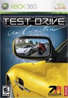 Xbox 360 TDU Test Drive Unlimited