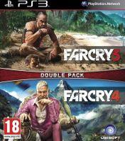 PS3 Far Cry 3 + Far Cry 4 Double Pack (CZ) (nová)