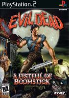 PS2 Evil Dead A Fistful Of Boomstick