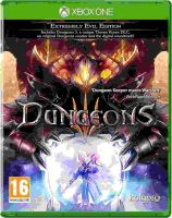 Xbox One Dungeons 3: Extremely Evil Edition
