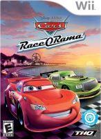 Nintendo Wii Disney Pixar Cars Race O Rama