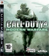 PS3 Call Of Duty 4 Modern Warfare (DE)