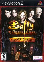PS2 Buffy The Vampire Slayer: Chaos Bleeds
