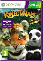 Xbox 360 Kinectimals Now with Bears