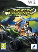 Nintendo Wii Ben 10 - Galactic Racing