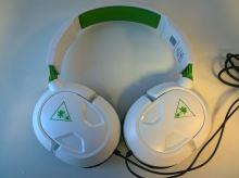 [Xbox One | PS4 | PC] Slúchadlá Turtle Beach Ear Force RECON 50X - biela (bez mikrofónu)