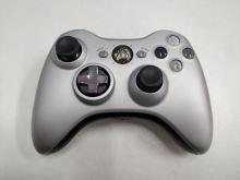 [Xbox 360] Bezdrôtový Ovládač Microsoft - strieborný (estetická vada)