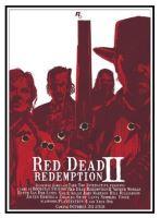 Plagát Red Dead Redemption 2 - Dutch's Boys (b) (nový)