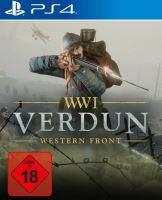 PS4 WWI - Verdun - Západný front (nová)
