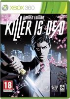 Xbox 360 Killer Is Dead Limited Edition (nová)