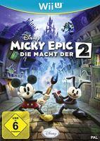 Nintendo Wii U Disney Epic Mickey 2