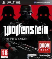 PS3 Wolfenstein The New Order (DE)