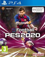 PS4 eFootball PES 20 Pro Evolution Soccer 2020