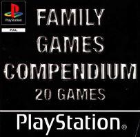 PSX PS1 Family Games Compendium
