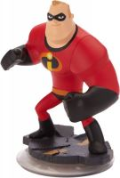 Disney Infinity Figúrka - Rodinka Úžasných (The Incredibles): Bob Parr (Mr. Incredible) (estetická vada)
