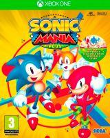 Xbox One Sonic Mania Plus (nová)
