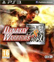 PS3 Dynasty Warriors 8