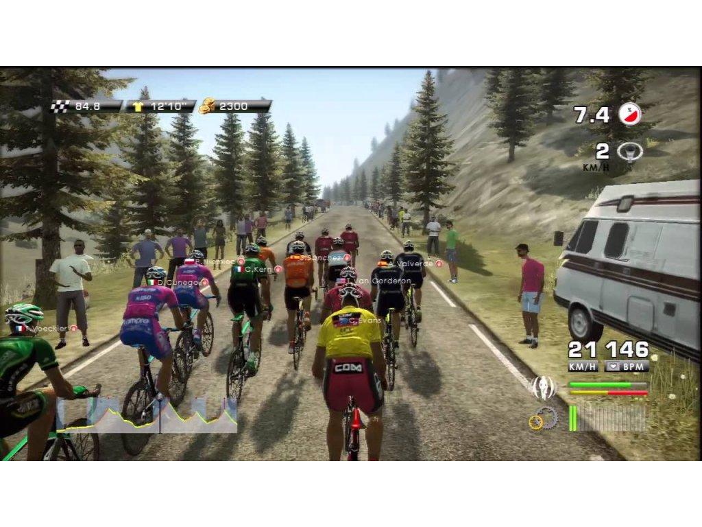 Xbox 360 Le Tour de France 2012