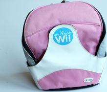 [Nintendo Wii] Batoh - ružový