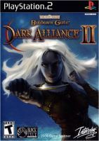 PS2 Baldurs Gate Dark Alliance 2