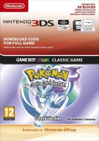 Voucher Nintendo 3DS Pokémon Crystal