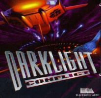 PSX PS1 Darklight Conflict
