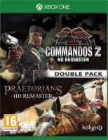 Xbox One Commandos 2 & Praetorians HD (nová)