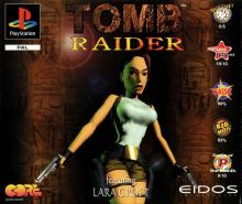 PSX PS1 Tomb Raider