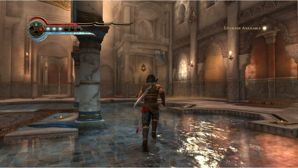 Xbox 360 Prince Of Persia The Forgotten Sands
