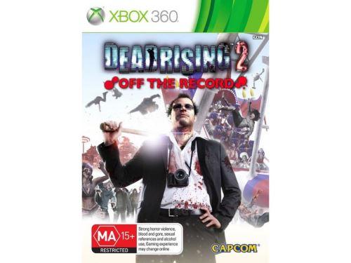 Xbox 360 Dead Rising 2 - Off The Record