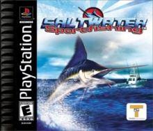 PSX PS1 Saltwater sportfishing (2117)