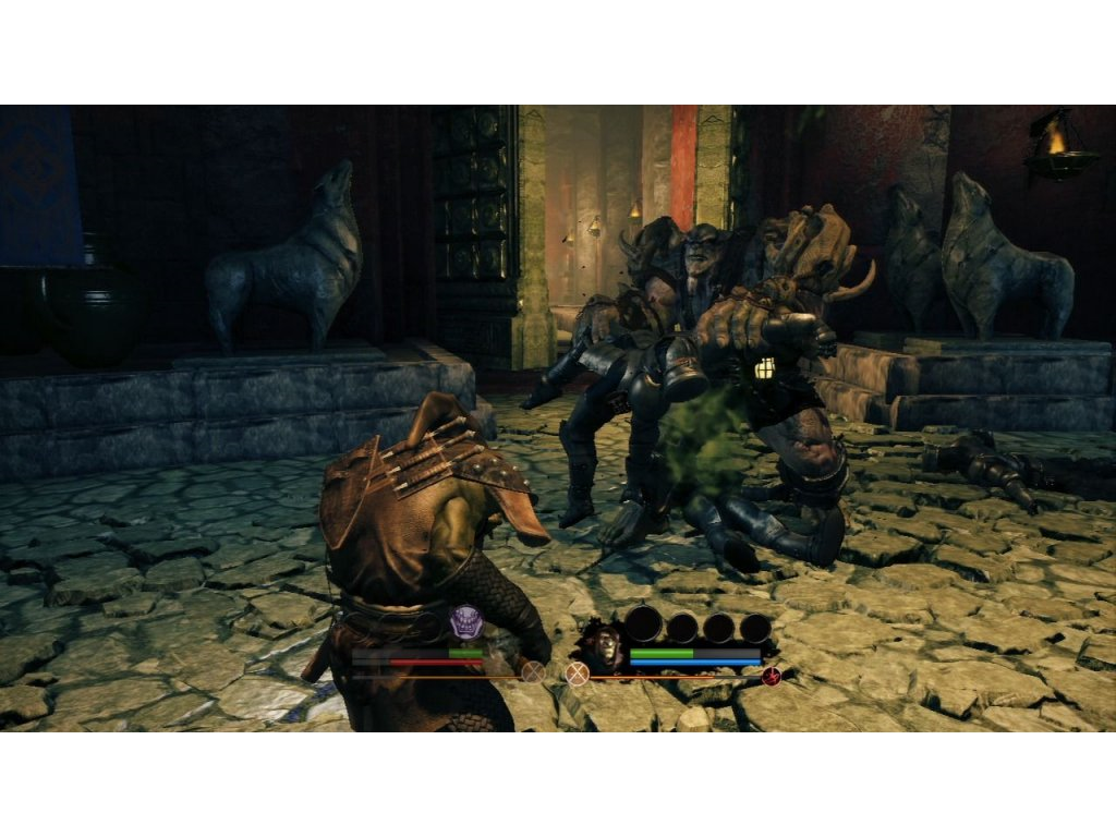 PS3 Of Orcs And Men