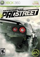Xbox 360 NFS Need For Speed ProStreet (DE)