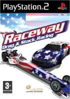 PS2 Raceway: Drag And Stock Racing