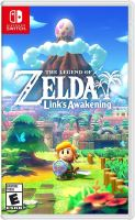Nintendo Switch The Legend of Zelda: Link's Awakening (nová)