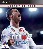 PS3 FIFA 18 2018 - Legacy Edition