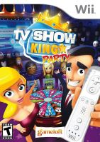 Nintendo Wii TV Show King Party