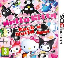 Nintendo 3DS Hello Kitty and Friends: Rockin World Tour (nová)