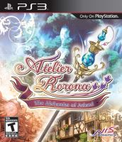PS3 Atelier Rorona The Alchemist of Arland