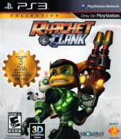 PS3 The Ratchet And Clank Trilogy