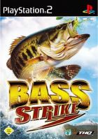 PS2 Bass Strike (bez obalu)