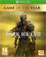 Xbox One Dark Souls 3 The Fire Fades Edition GOTY (nová)