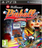 PS3 Williams Pinball Classics